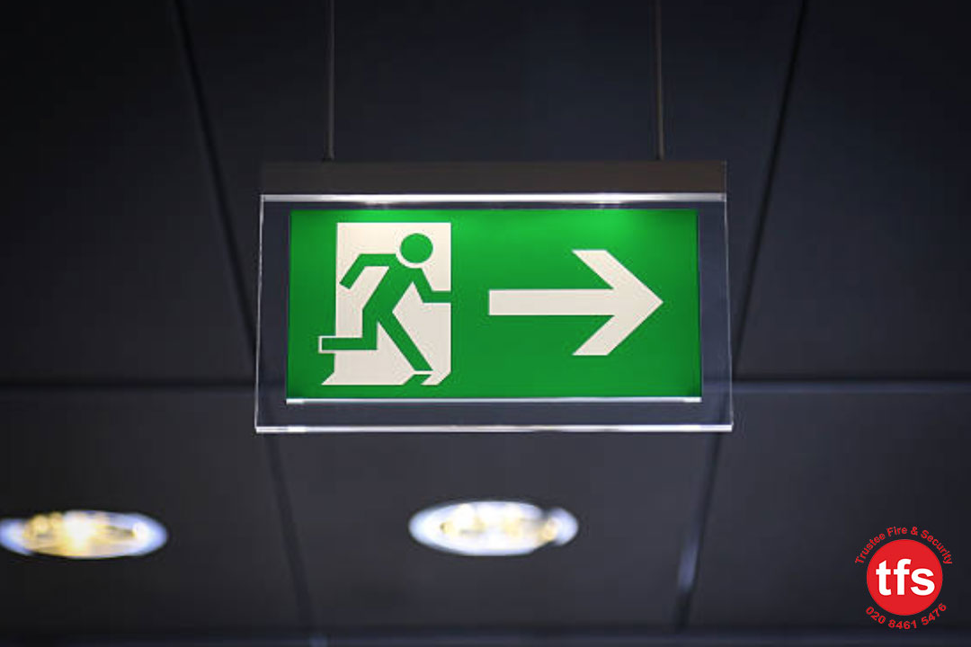 Emergency Lighting   Trustee Fire And Security